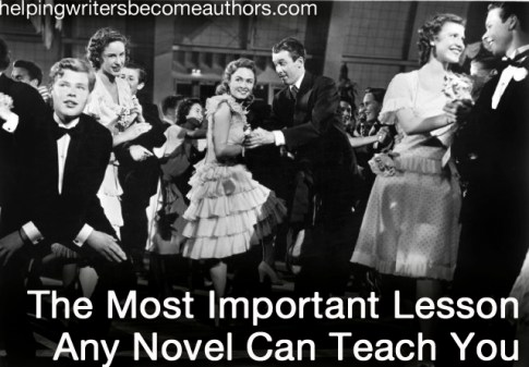the most important lesson a novel can teach you