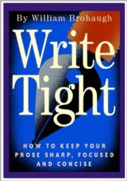 Write Tight William Brohaugh