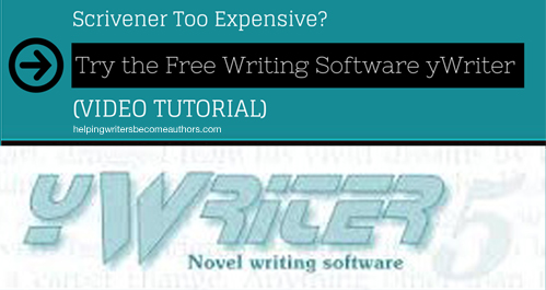 Scrivener Too Expensive? Try the Free Writing Software