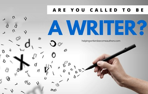 Are You Called to Be a Writer?
