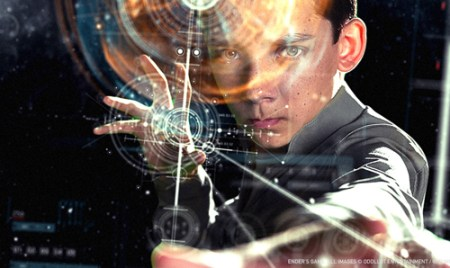 Asa Butterfield Ender Wiggin Ender's Game Orson Scott Card