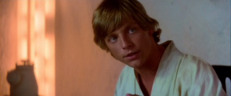 LUke Skywalker Tatooine Farm Star Wars