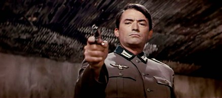 Gregory Peck Guns of Navarone