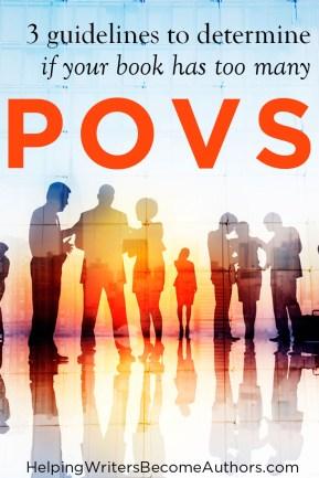 How Many POVs Are Too Many?