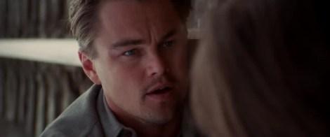 Inception Leonardo DiCaprio You're Waiting for a Train