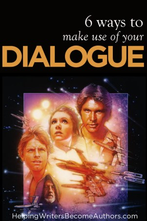6 Ways You Can Use Dialogue in Your Story