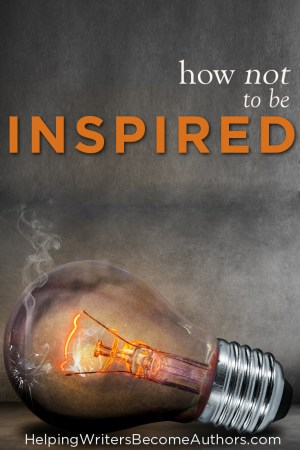 How Not to Be Inspired