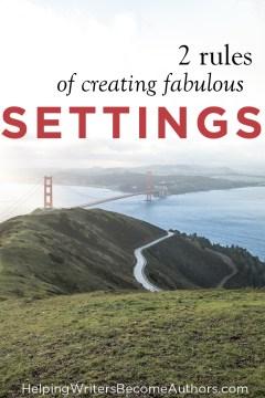 2 Rules of Creating Fabulous Settings Pinterest
