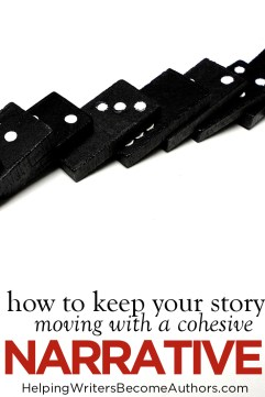 How to Keep Your Story Moving With a Cohesive Narrative Pinterest