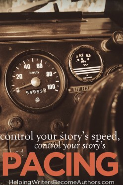 control your story's speed control your story's pacing
