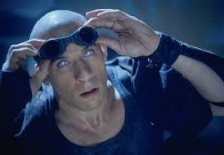 Pitch Black Riddick Vin Diesel