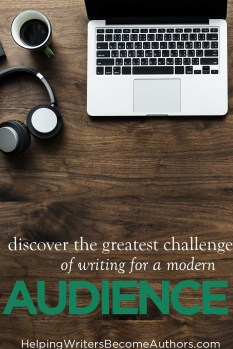 writing for a modern audience