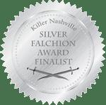 Killer Nashvile Silver Falchion Award Finalist Sticker Medal