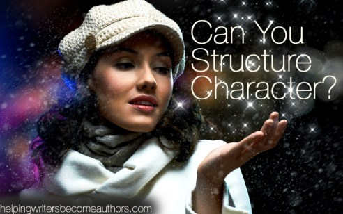 creating stunning character arcs, pt. 1: can you structure character