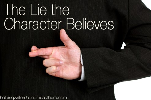 Crafting Stunning Character Arcs: The Lie Your Character Believes