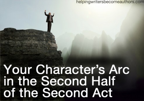 Creating Stunning Character Arcs The Second Half of the Second Act