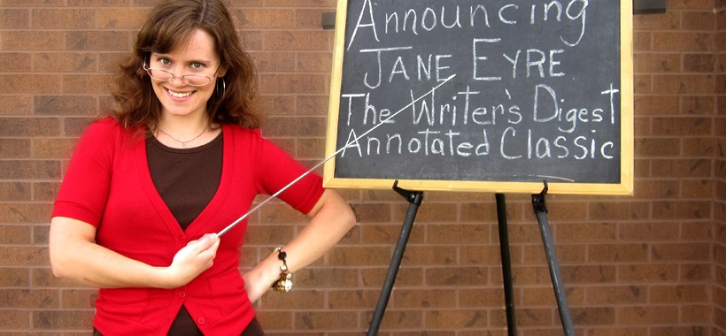 Announcing The Annotated Jane Eyre