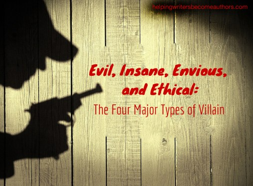 Evil, Insane, Envious, and Ethical1