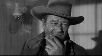 Tom Doniphon in The Man Who Shot Liberty Valance
