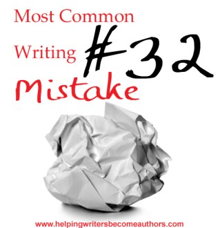 Most Common Writing Mistakes, Pt. 32: Boring Opening Lines