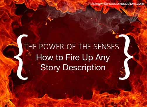 The Power of the Senses How to Fire Up Any Story   Description1