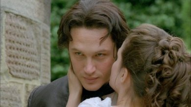 Wuthering Heights BBC Tom Hardy Charlotte Riley Heathcliff Cathy Linton