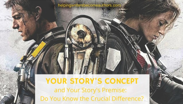Story Concept and Story Premise: Do You Know Crucial Difference?