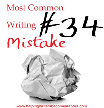 Most Common Writing Mistakes, Pt. 34: Repetitive Dialogue