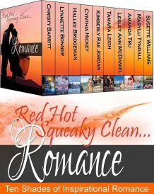 Red Hot Squeaky Clean Romance Bundle