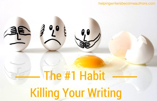 The Number 1 Habit Killing Your Writing