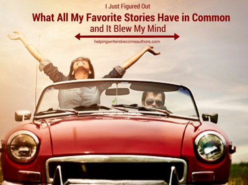 I Just Figured Out What All My Favorite Stories Have in Common—and It Blew My Mind
