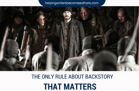 The Only Rule About Backstory That Matters