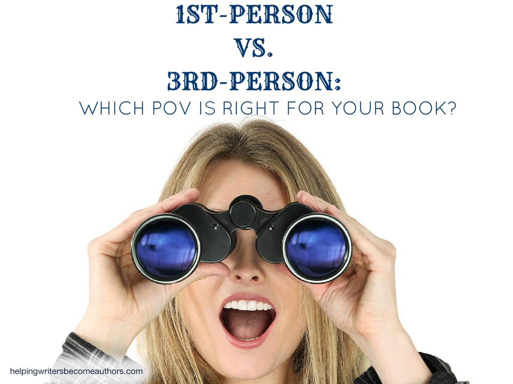 1st Person Pov Vs 3rd Person Pov Which Pov Is Right For