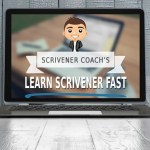 Learn Scrivener Fast Webinar Replay Now Available (Plus Freebies!)