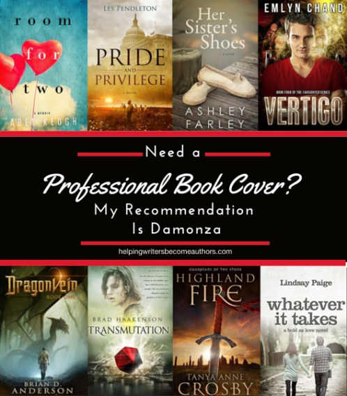 Need a Professional Book Cover? My Recommendation Is Damonza
