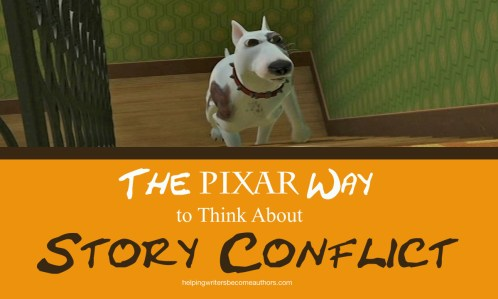 The Pixar Way to Think About Story Conflict