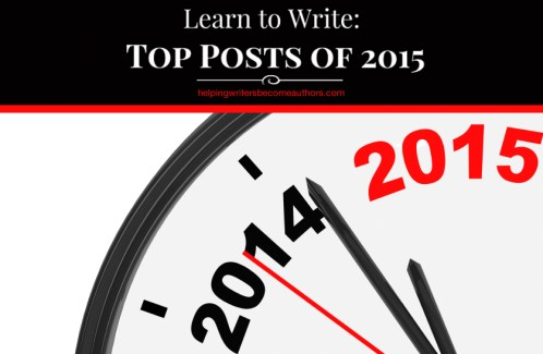 Learn to Write: Top Posts of 2015