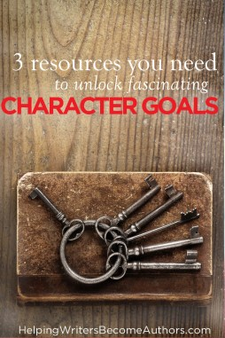 3 Resources to Help You Unlock Fascinating Character Goals Pinterest