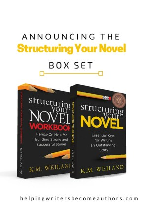 Announcing the Structuring Your Novel Box Set