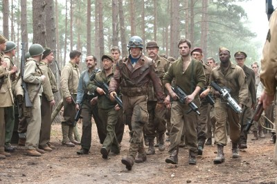 Captain America First Avenger World War II