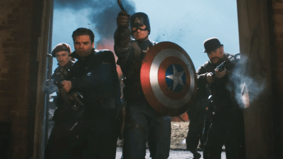 Captain America Howling Commandoes