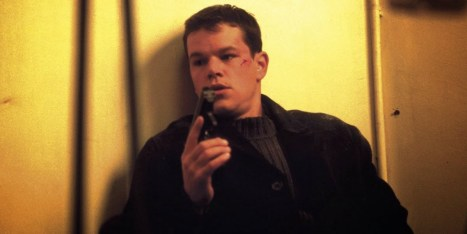 Matt Damon Bourne Identity Final Battle