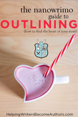 The Nanowrimo Guide to Outlining (How to Find the Heart of Your Story)
