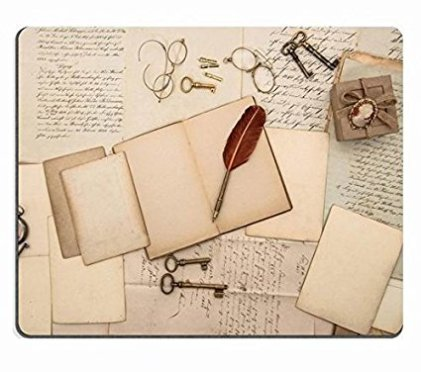 gift for writers 1 writing accessories mousepad