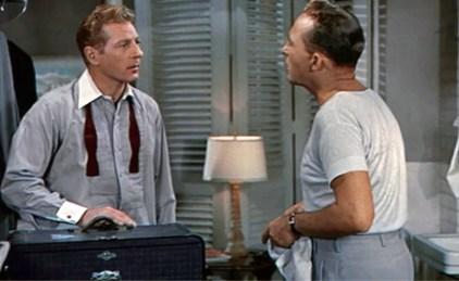 White Christmas Bing Crosby Danny Kaye Dressing Room