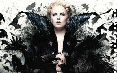 Snow White and the Huntsman Charlize Theron Evil Queen Ravenna