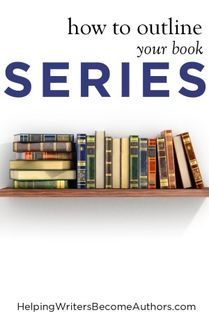 How To Outline Your Book Series