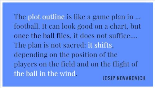 Josip Novakovich Quote