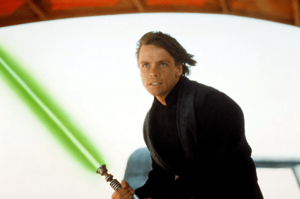 Luke Skywalker Star Wars Return of the Jedi
