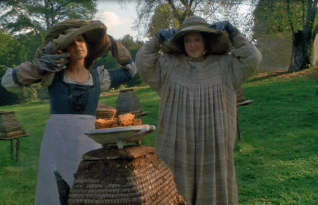 Danielle and Paulette in Ever After